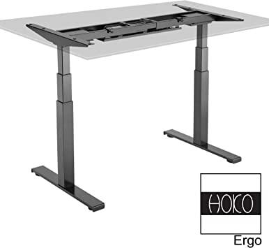 HOKO Ergo-Work-Table - Patas para Escritorio (Regulables en Altura ...