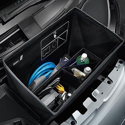 BMW Genuine Life Style I Series I3 I8 Model Trunk Storage Organizer Onboard Bag