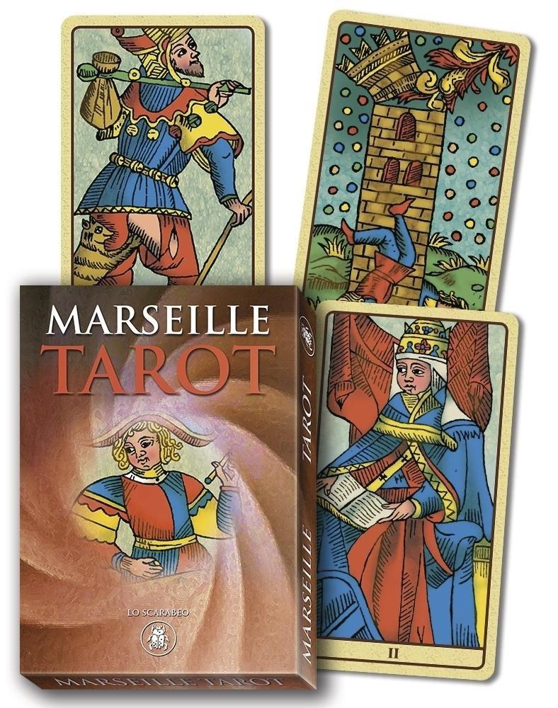 Marseille Tarot Grand Trumps ebook
