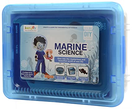 iKen Joy Marine Science