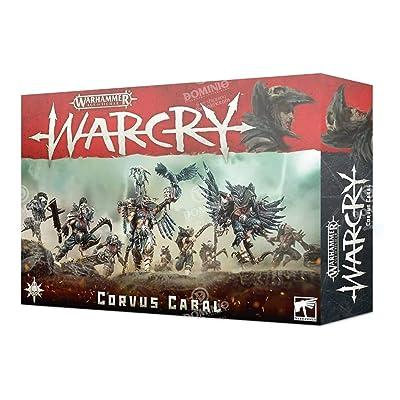 Games Workshop Warhammer WARCRY: Corvus Cabal: Toys & Games