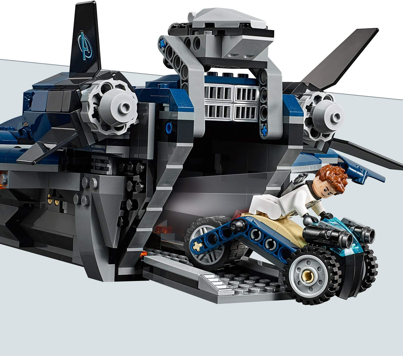 LEGO Marvel Avengers - Avengers Ultimate Quinjet Costruzioni