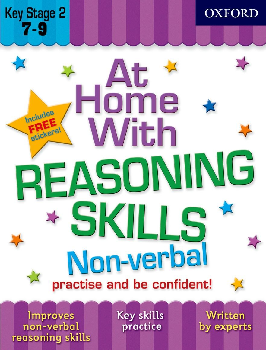 At Home with Non-Verbal Reasoning Skills (7-9) pdf