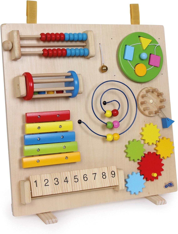 Z/èbre Puzzle Formes Jeu Mural 50681 Viga Toys