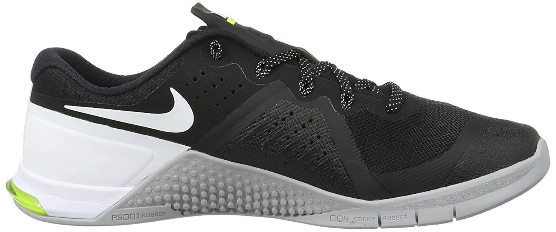 Nike 819899-001, Zapatillas de Deporte para Hombre, Negro (Black/White-Wolf Grey-Volt), 47.5 EU