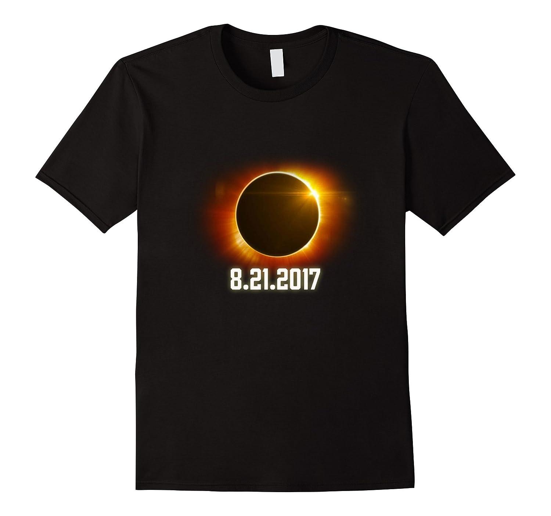 Total Solar Eclipse T-Shirt – August 21st 2017 Sun Moon Tee