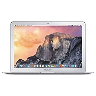 (Renewed) Apple MMGG2LL/A MacBook Air 13.3-Inch Laptop, Intel Core i5, 8GB RAM, 256GB SSD, Mac OS X 10.10 Yosemite