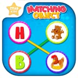 Object Matching: Kids Pair Making Leaning Game