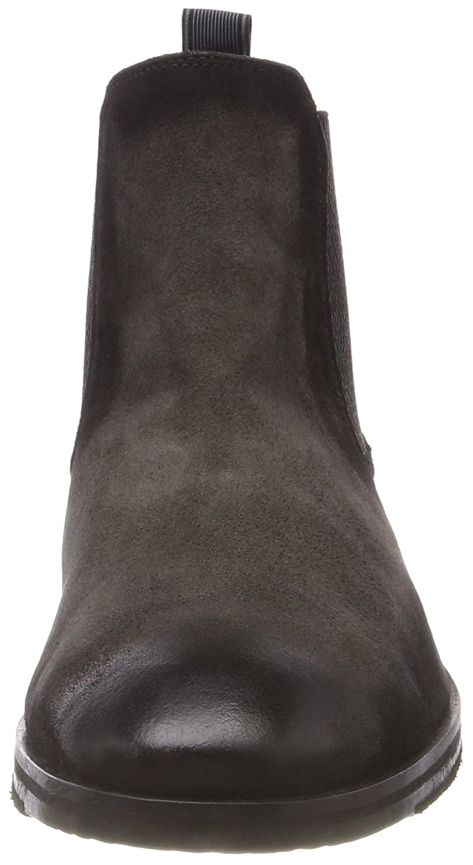 Daniel Stiefel Hechter Herren 811211213400 Klassische Stiefel Daniel Grau (Dark Grey 1100) 74c8b7