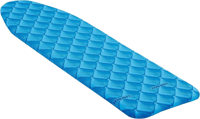 Duwee housse de planche /à repasser 100/% coton avec rembourrage de 4 mm pour table /à repasser r/éflexion de la chaleur 81x30cm