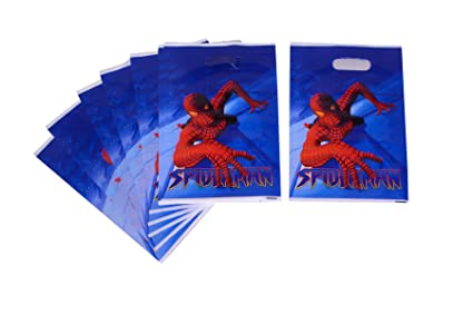 SpidermanTheme Birthday Party Bag With Return Gift