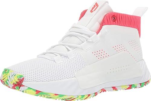 Amazon.com: adidas Dame 5 - Zapatillas de baloncesto para ...