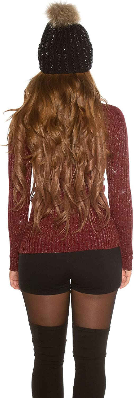 maglia sweater incrociata 6 colori taglia unica