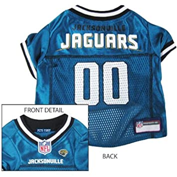 Dog Supplies Jacksonville Jaguars Jersey Small