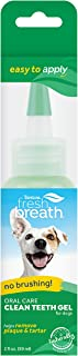 product image for TropiClean Fresh Breath No Brushing Oral Care Gel for Pets - Made in USA - Removes Plaque & Tartar Without Brushing - Easy Dental Routine
