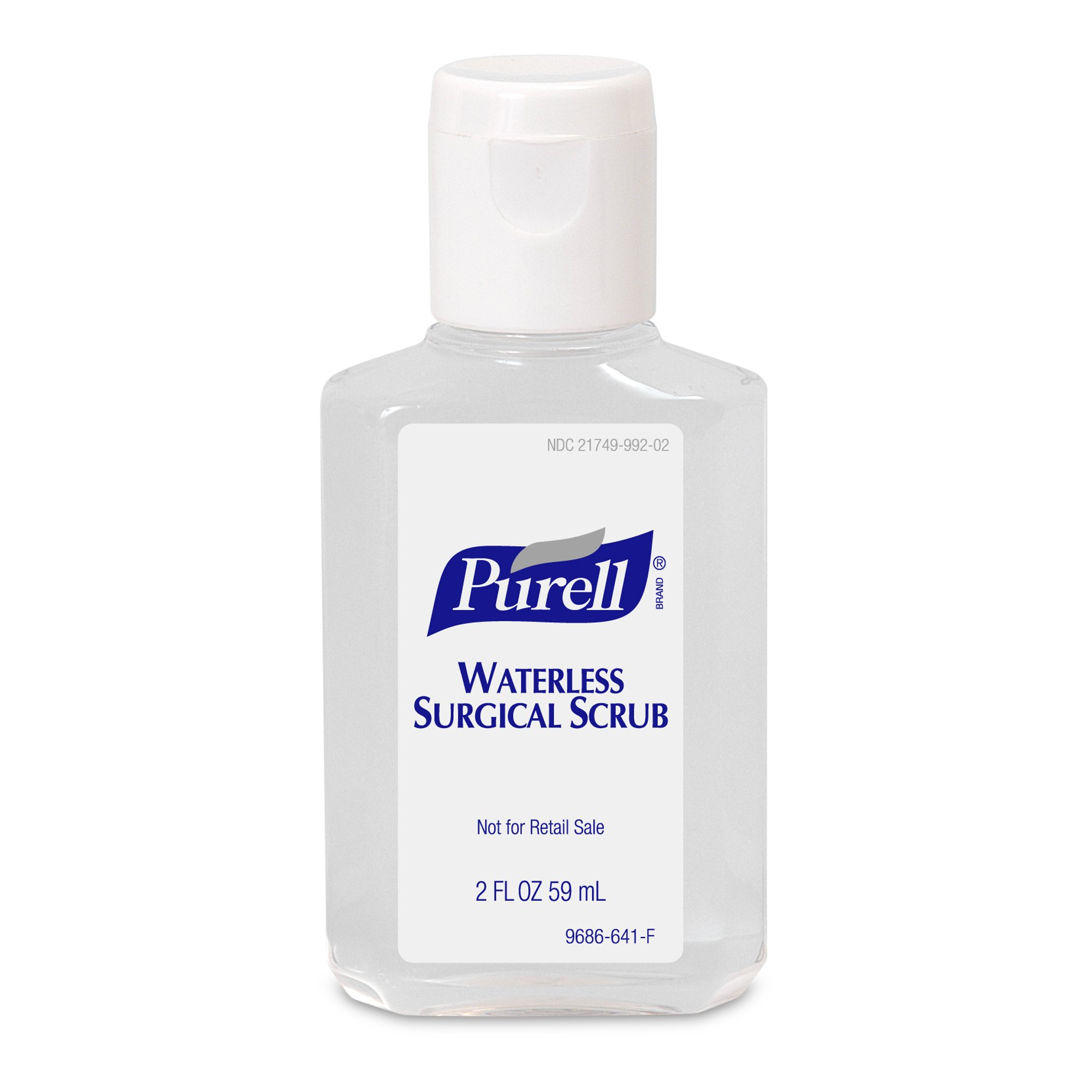 Purell 9686-24 Waterless Surgical Scrub, 2 fl oz Bottle (Pack of 24)