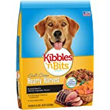 Kibbles 'n Bits Bistro Hearty Harvest Dog Food, 3.5 lb, (6 Pack)