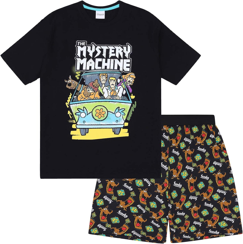 Scooby Doo Mystery Machine Kids Pajamas