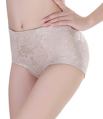 f753efa66 gofanmu Womens Butt Lifter Padded Control Panties Body Shaper Enhancer  Seamless Underwear