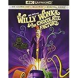 Willy Wonka & the Chocolate Factory (4K Ultra HD + Blu-ray + Digital)