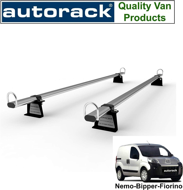 /Autotransportwagen workready Dachgep/äcktr/äger /2/Bars/ 2008/ auf Modell Range FIAT FIORINO VAN Dachtr/äger Bars /