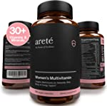 Natural Womens Multivitamin Supplement – 30+ Potent Vitamins, Minerals and Herbs