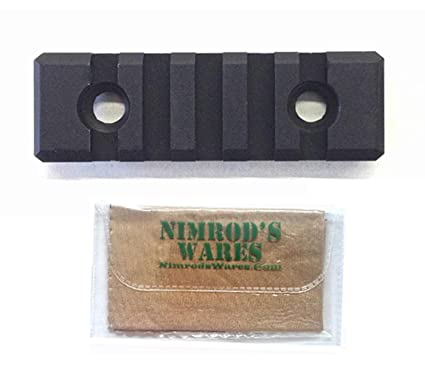 Diamondhead Short Rail For V RS Drop In Hand Guard 2821 + Nimrodu0027s Wares