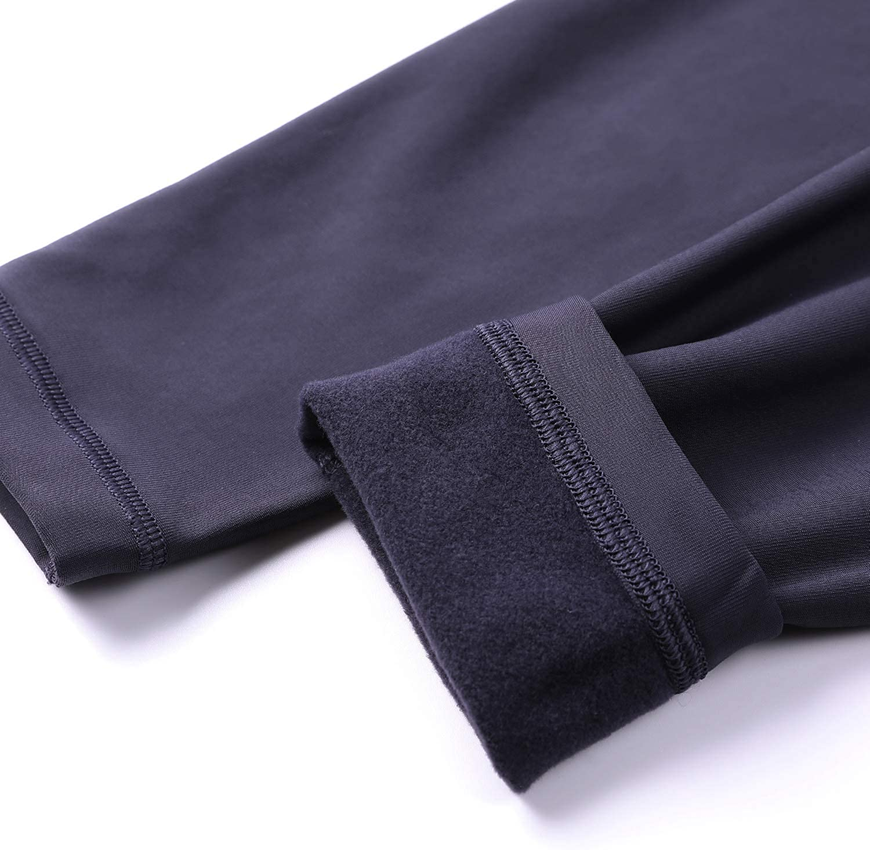 28 Inches CRZ YOGA Fleece Lined Leggings Women Winter Warm Full Length High Waist Yoga Pants Workout Tight