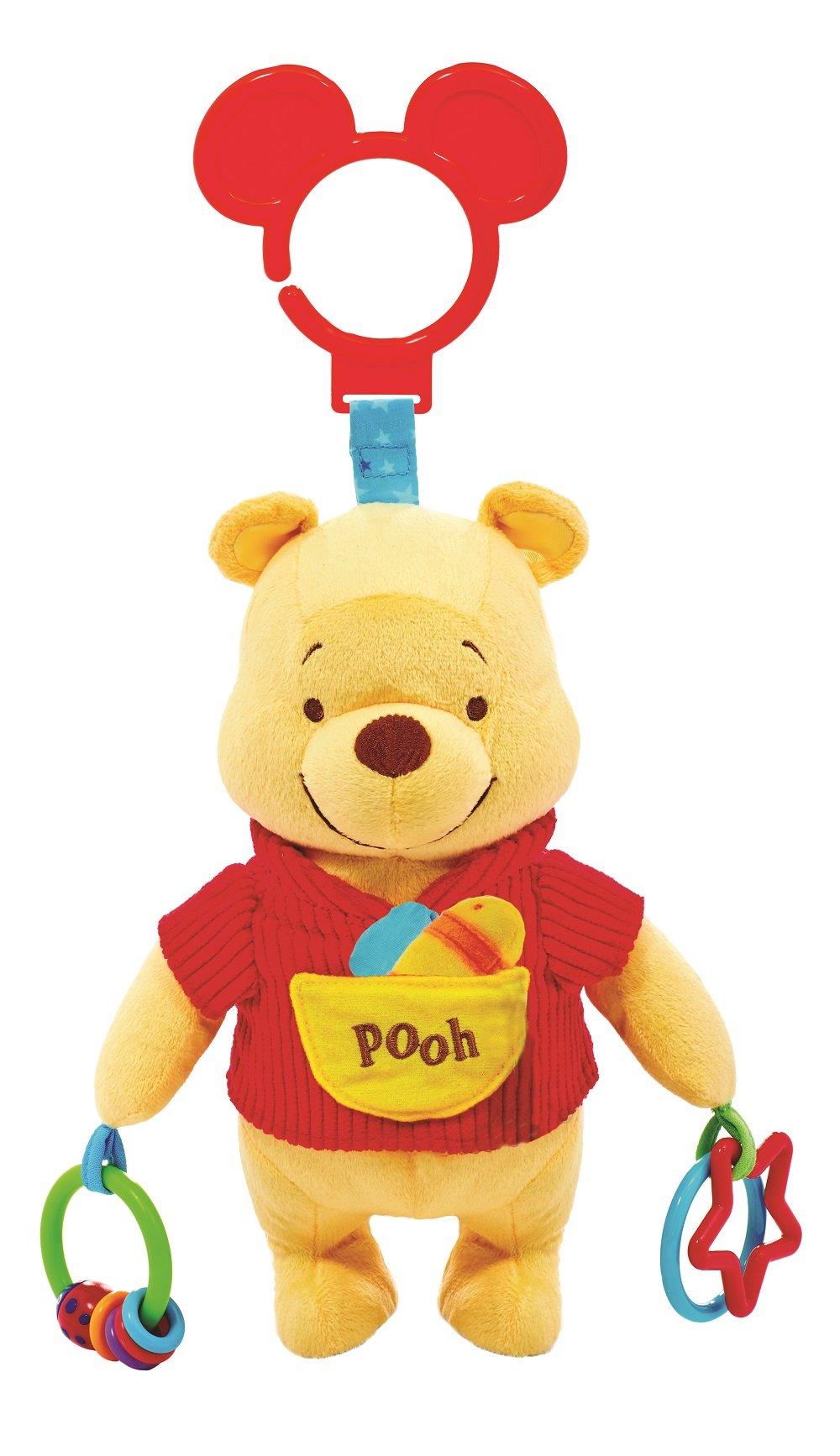 "Disney Baby Winnie the Pooh On the Go Activity Toy, 14"""