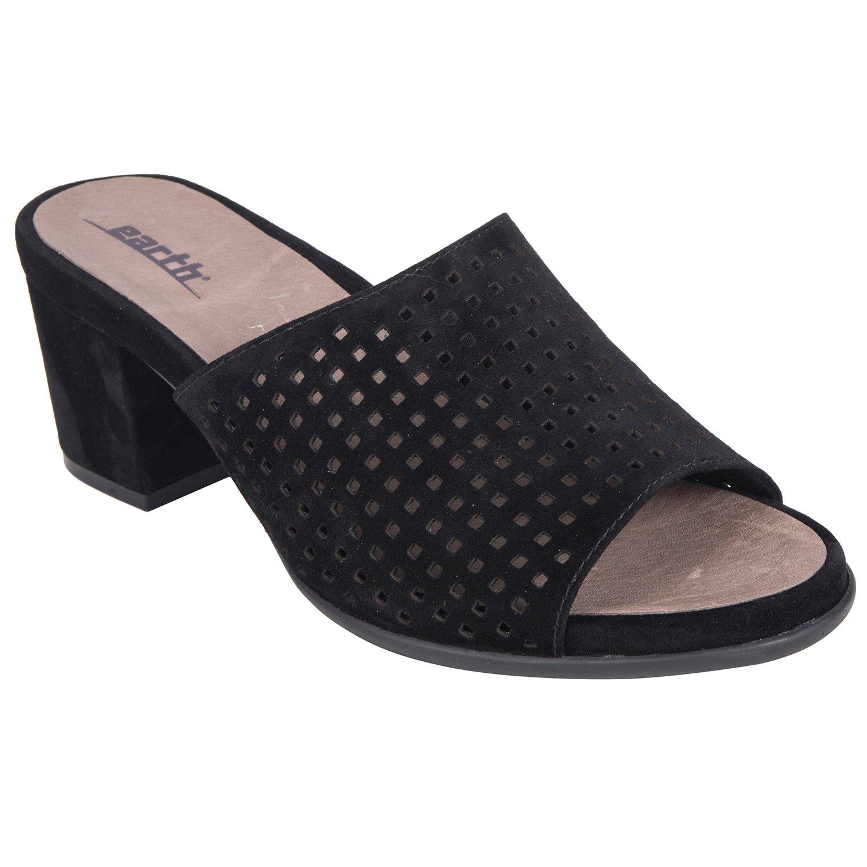 Earth Shoes Ibiza Women's Black 9 Medium US by Earth