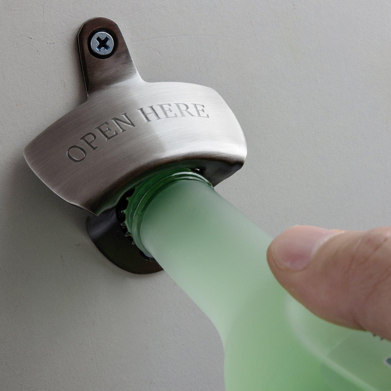 galleon orblue wall mounted bartender 39 s bottle opener set of 2. Black Bedroom Furniture Sets. Home Design Ideas