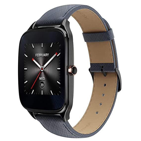 Amazon.com: Asus ZenWatch 2 Bluetooth Wi-Fi Touchscreen iOS ...