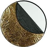 Westcott 308  50-Inch 5-In-1 Reflector (Black)