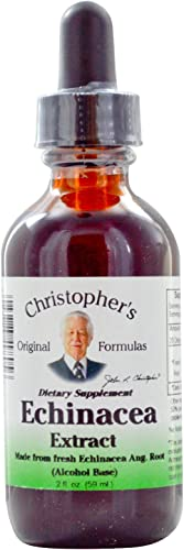 Dr. Christopher s Echinacea Angustifolia Root Alcohol Extract 2 oz