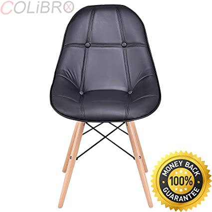 Amazon.com - COLIBROX--Set of 2 Dining Side Chair Armless PU ...
