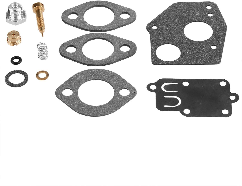 Carburetor Overhaul Kit Fit Briggs /& Stratton 495606 494624 80200 81200 82200