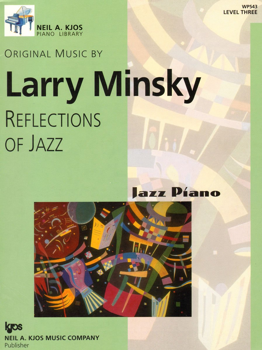 Download WP543 - Reflections Of Jazz - Level 3 - Minsky pdf epub