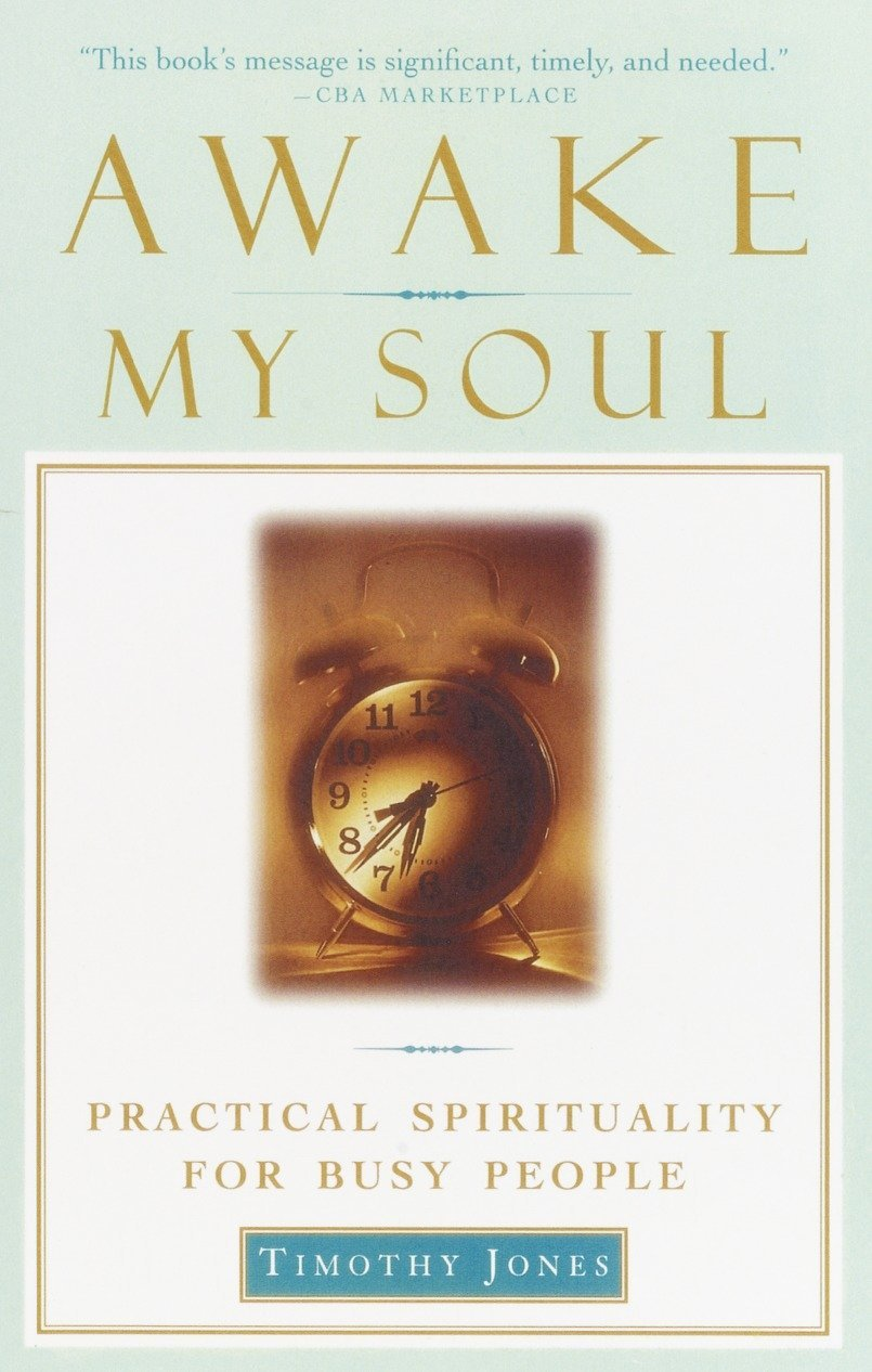 Download Awake My Soul: Practical Spirituality for Busy People pdf