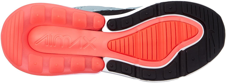 NIKE Damen Mehrfarbig W Air Max 270 Laufschuhe, Mehrfarbig Damen (Ocean Bliss/Weiß-bl 400) 7e2796