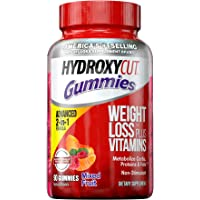 Weight Loss Gummies for Women & Men | Hydroxycut Caffeine-Free Weight Loss Gummy | Non-Stim Weight Loss Supplement…