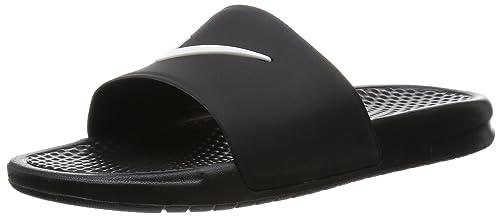 wholesale dealer 755ce 08194 Nike Benassi Shower Slide, Zapatillas de Deporte para Hombre  Amazon.es   Zapatos y complementos