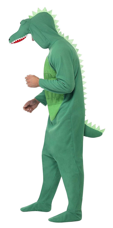 Adult Crocodile Fancy dress costume 3X