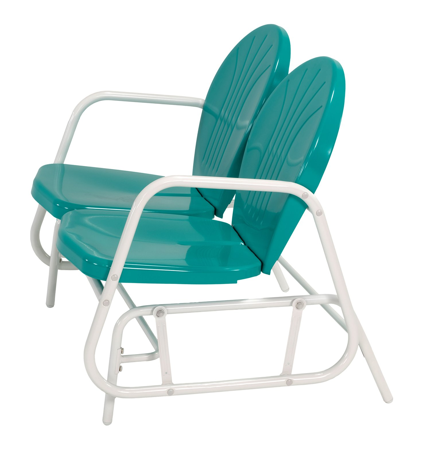 Jack Post BH-10EM Porch Glider,Turquoise by Jack Post (Image #3)