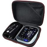 HESPLUS Storage Case Travel Bag for Omron 10 Series Wireless Upper Arm Blood Pressure Monitor (BP786 / BP786N / BP785N…