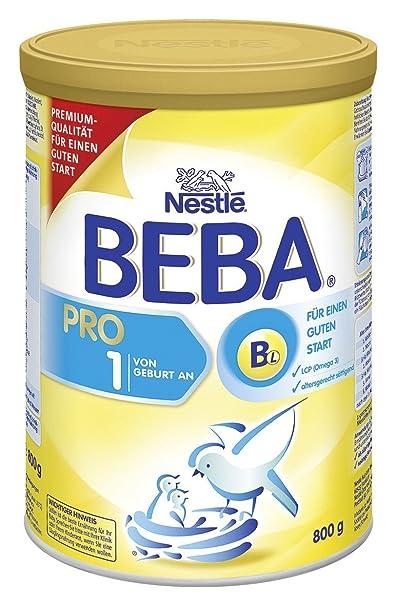 Beba Pro 1 principio Leche – de 0 a, ...