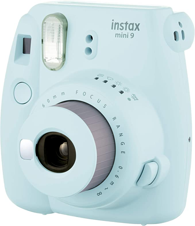 Instax Mini 9 Kamera Iceblue Incl 1x10 Instax Mini Kamera
