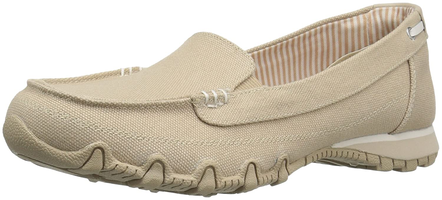 [スケッチャーズ] SKECHERS スニーカー BIKERS PEDESTRIAN B01B60A732 6.5 B(M) US|Dark Natural Canvas Dark Natural Canvas 6.5 B(M) US