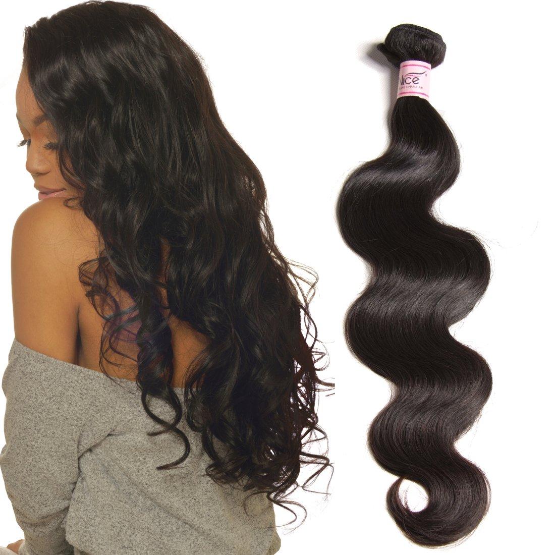 Amazon Unice Hair 16 18 20inch Brazilian Virgin Human Hair