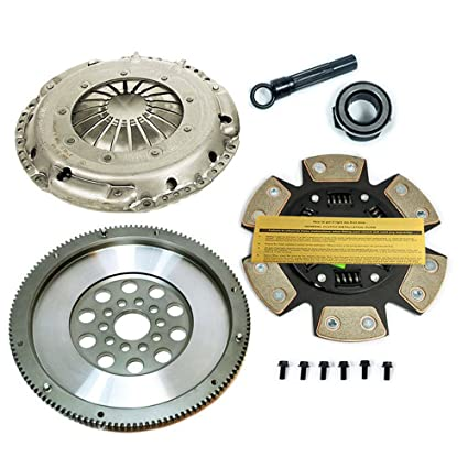 Amazon.com: SACHS-EFT STAGE 3 DISC CLUTCH KIT& CHROMOLY FLYWHEEL VW GOLF GTI JETTA PASSAT VR6: Automotive