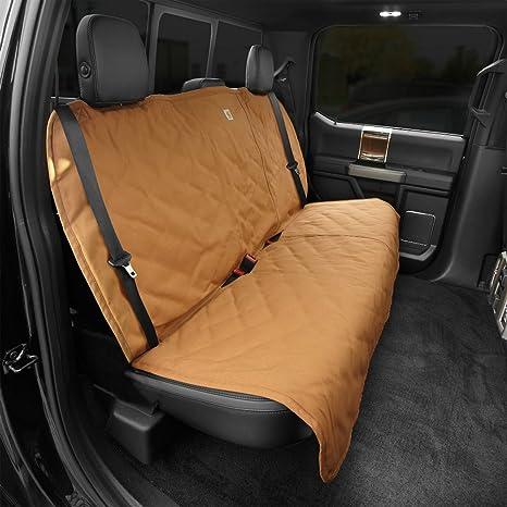 Carhartt Gear 102304 Dog Seat Cover Carhartt Brown
